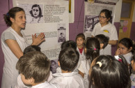 The GEAP celebrates 70 years of the edition of the diary of Anne Frank