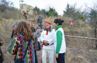 The GEAP joins the Fiesta del Sol with indigenous people from the region. Argentina.