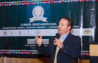 The GEAP participates in the Ibero-American Summit on Human Rights