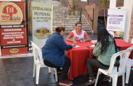 Argentinian citizens renewed their commitment to donate life in March