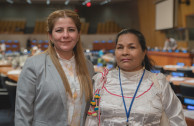 """Working for the Peace of Mother Earth and Indigenous Peoples"""