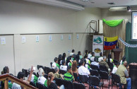 Cycle of conferences in Venezuela, in favor of Mother Earth.