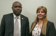 Official visit of the GEAP in Haiti