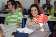 Estudiantes participantes.