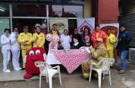 Día mundial del donante en Paraguay