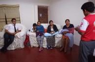 Desarrollo del ámbito familiar de Perú