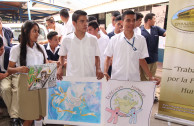 Drawing for Peace Festival