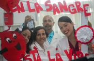 Día Mundial del Donante de Sangre en Venezuela
