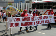 El Salvador | Ministry of Health thanks blood donors