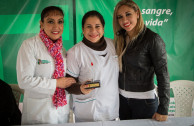 Bolivia | Recognition of the laudable work of the habitual donor