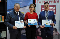 Higher education in Colombia adhering to the signing of agreements with the ALIUP.