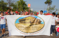 Walk for life in Acapulco