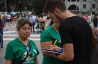 GEAP volunteers Spain