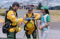 Ecuador apoya la Firmaton