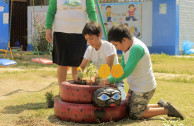 Perú, toma acción para la restauración ambiental.