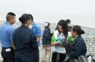 Lima se suma a la conciencia ambiental y recogen 1350 kilos de basura en las playas