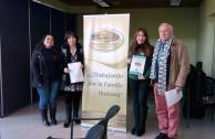 Alcaldes chilenos reciben la proclama