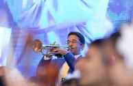Gracio Zaqueu Vieira Silva, trompet player of Brasil