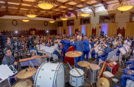 More than 400 people make up the different local orchestras in America