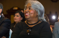 Barbara Gervin-Hawkins, member of the House of Representatives of Texas, perceived music as an instrument that brings happiness and peace to the human family