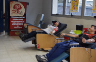 Donations in order to guarantee the blood supply
