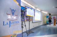 "Launch of the International Program ""Justice: The Foundation of Integral Peace and Happiness"