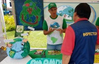 Feria por la Paz de la Madre Tierra Ecuador