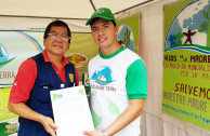 Ecuador publically reads the proclamation of the Constitution of the Rights of Mother Earth