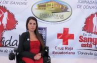 María Cristina Kronfle, Asambleísta de la República del Ecuador