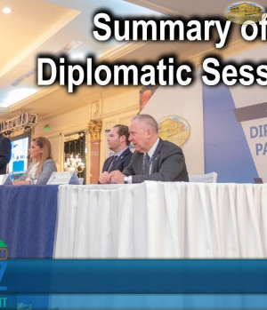 CUMIPAZ - Summary of the day: Diplomatic Session 2018 | GEAP
