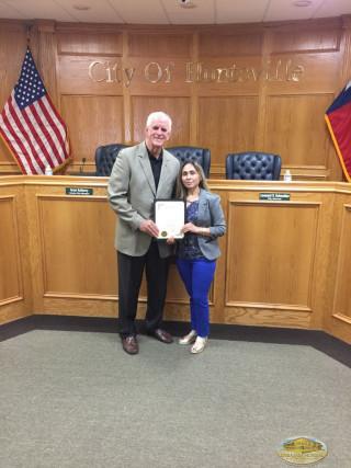 Huntsville apoya Proclama