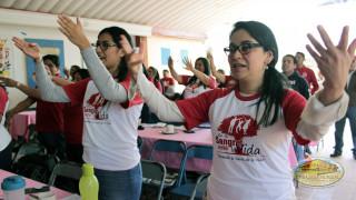 Activistas participantes.