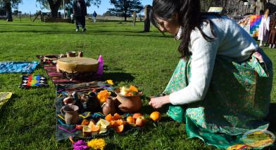 Ceremonia ancestral