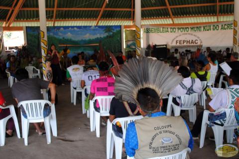 Asamblea General en Acre