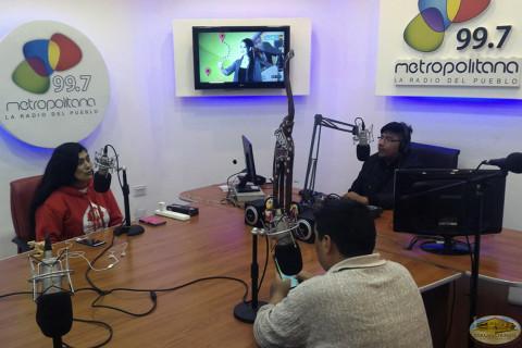 Entrevista Radial