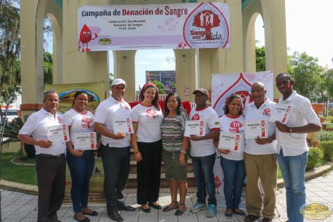 Donantes voluntarios