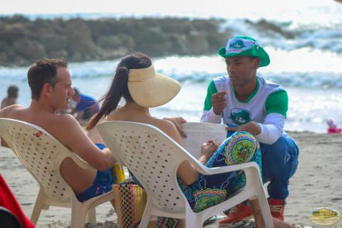 turistas de cartagena