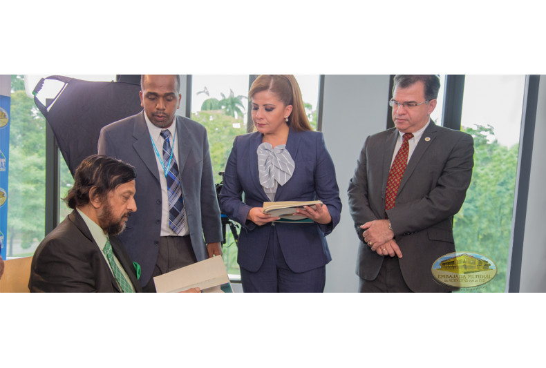 recibe carta Pachauri