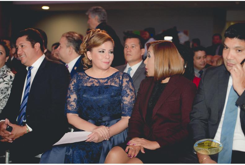 Lcda. Gabriela Lara y Yanibel Ábrego Smith