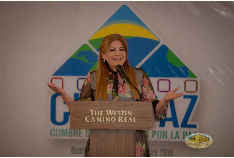Gabriela Lara, general director of the GEAP