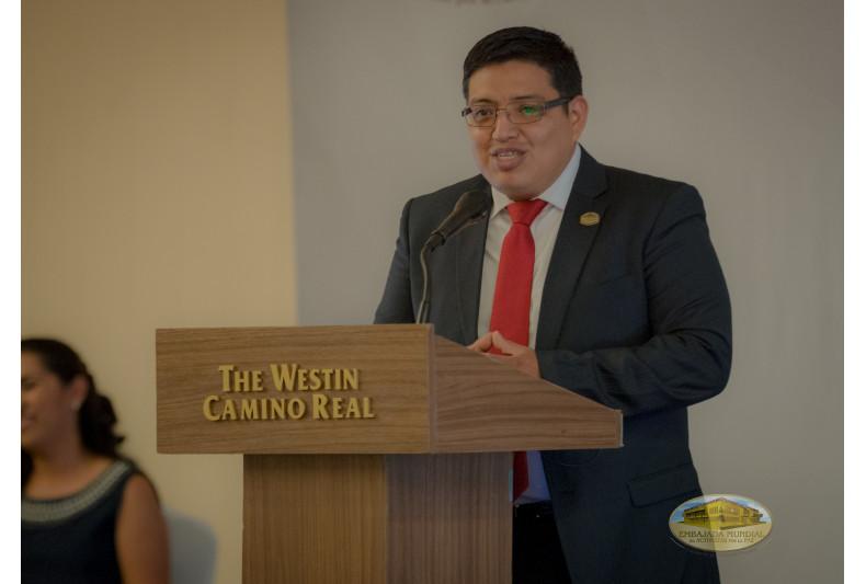 Mr. Miguel González