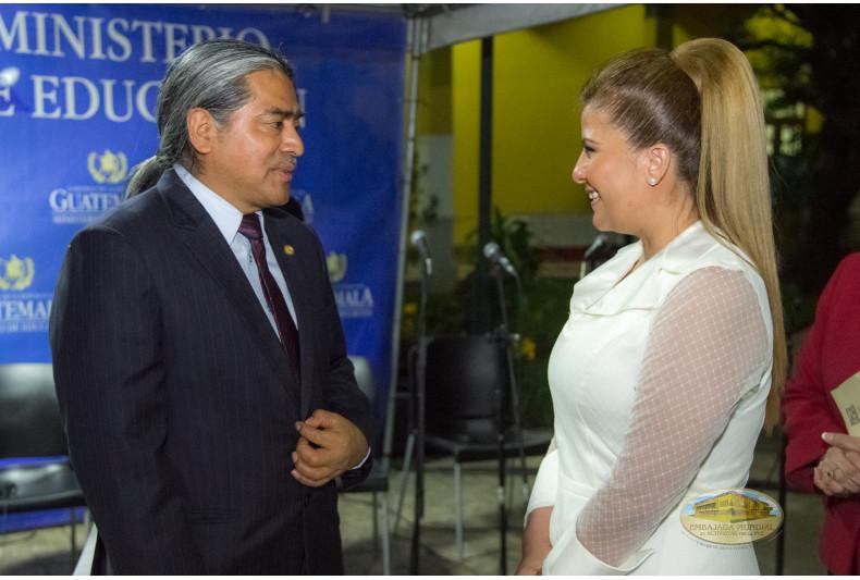 Viceministro de Educación Bilingüe