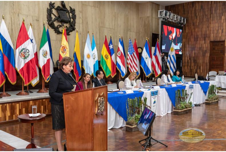 María Aguirre en CUMIPAZ