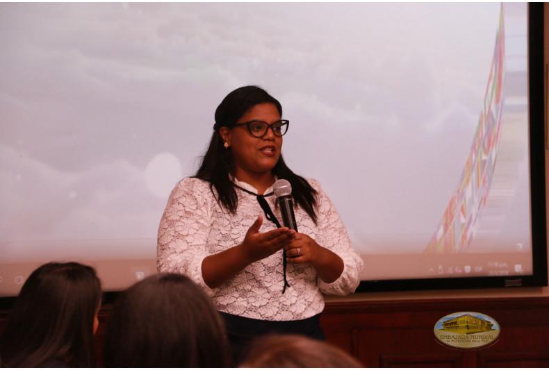 Coordinadora Nacional de la EMAP en República Dominicana