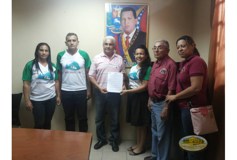 Alcalde Alirio Bonilla