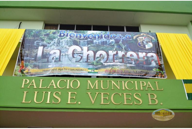 Palacio Municipal La Chorrera