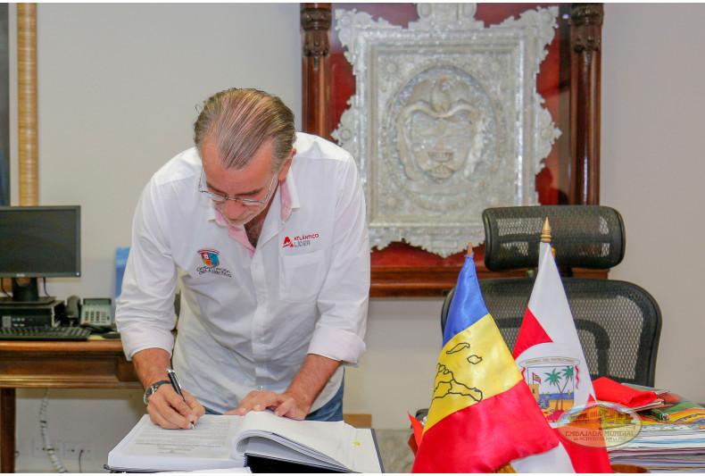 Gobernador del Atlántico