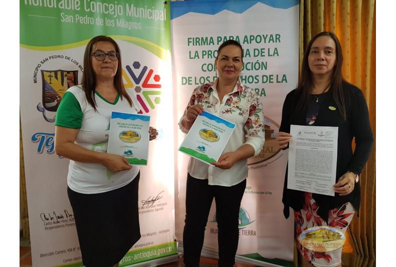 Resolución No. 053 San Pedro de los Milagros, Antioquia