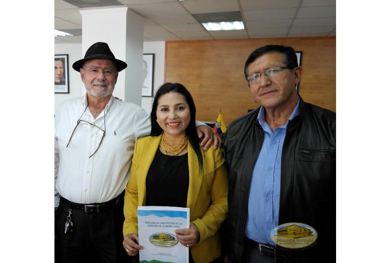 proclama Imbabura, Ecuador