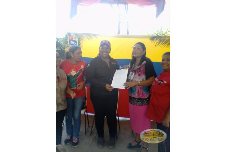 Municipio Pao respalda Proclama